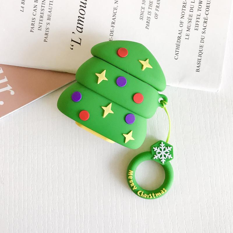 クリスマスツリー+指輪