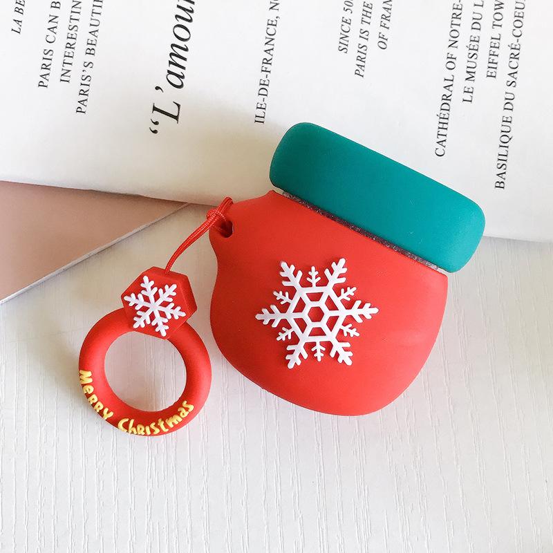 クリスマスグローブ+指輪