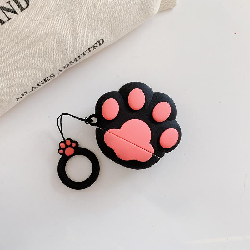 黒猫の爪+指輪