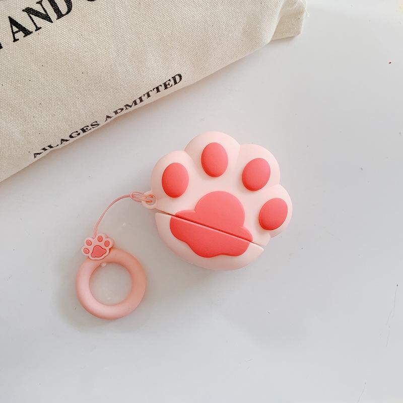 白猫の爪+指輪