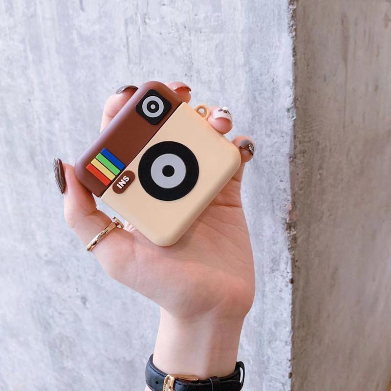 カメラ+スチール・バックル