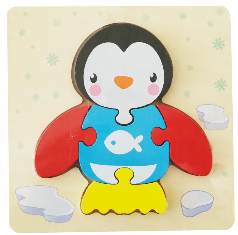 (ボタン付き)ペンギン
