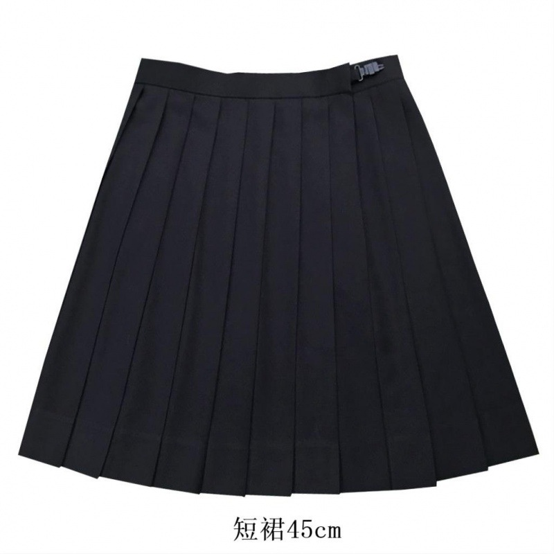 黒いスカート45センチ