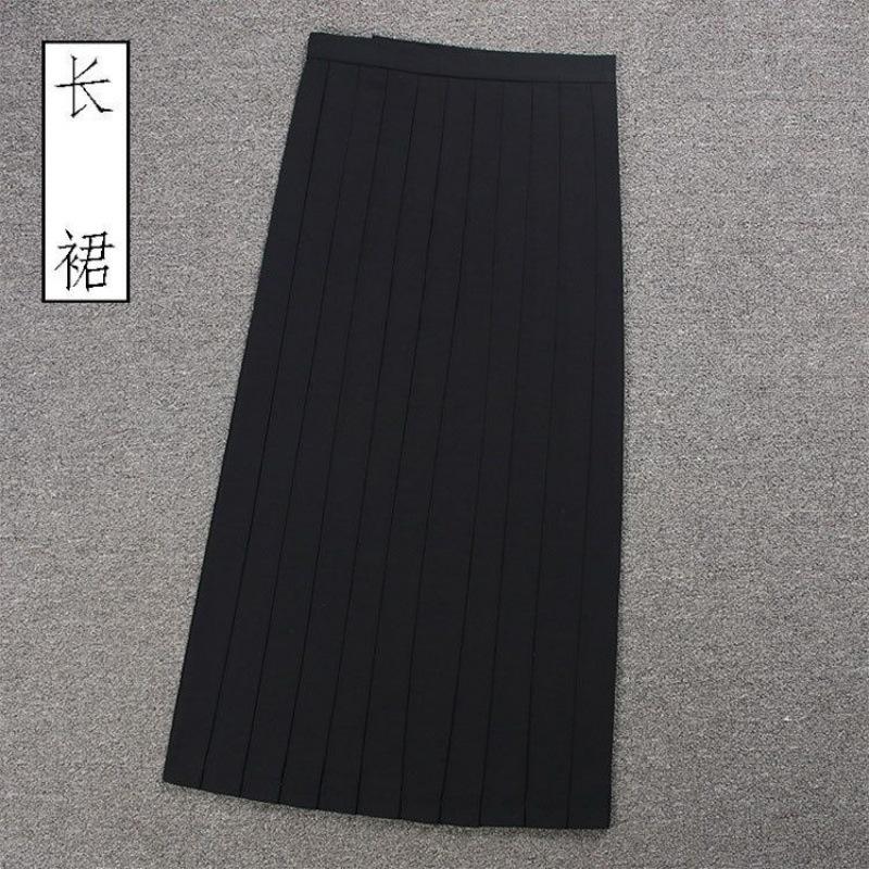 黒いロングスカート80 cm