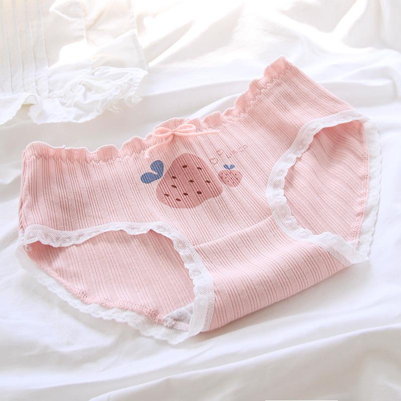 ピンク(イチゴ2個)